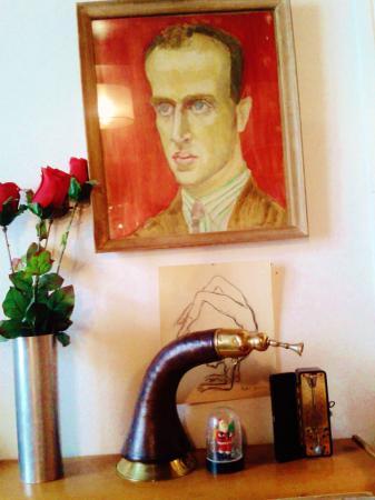 Visite de l'appartement de Boris Vian